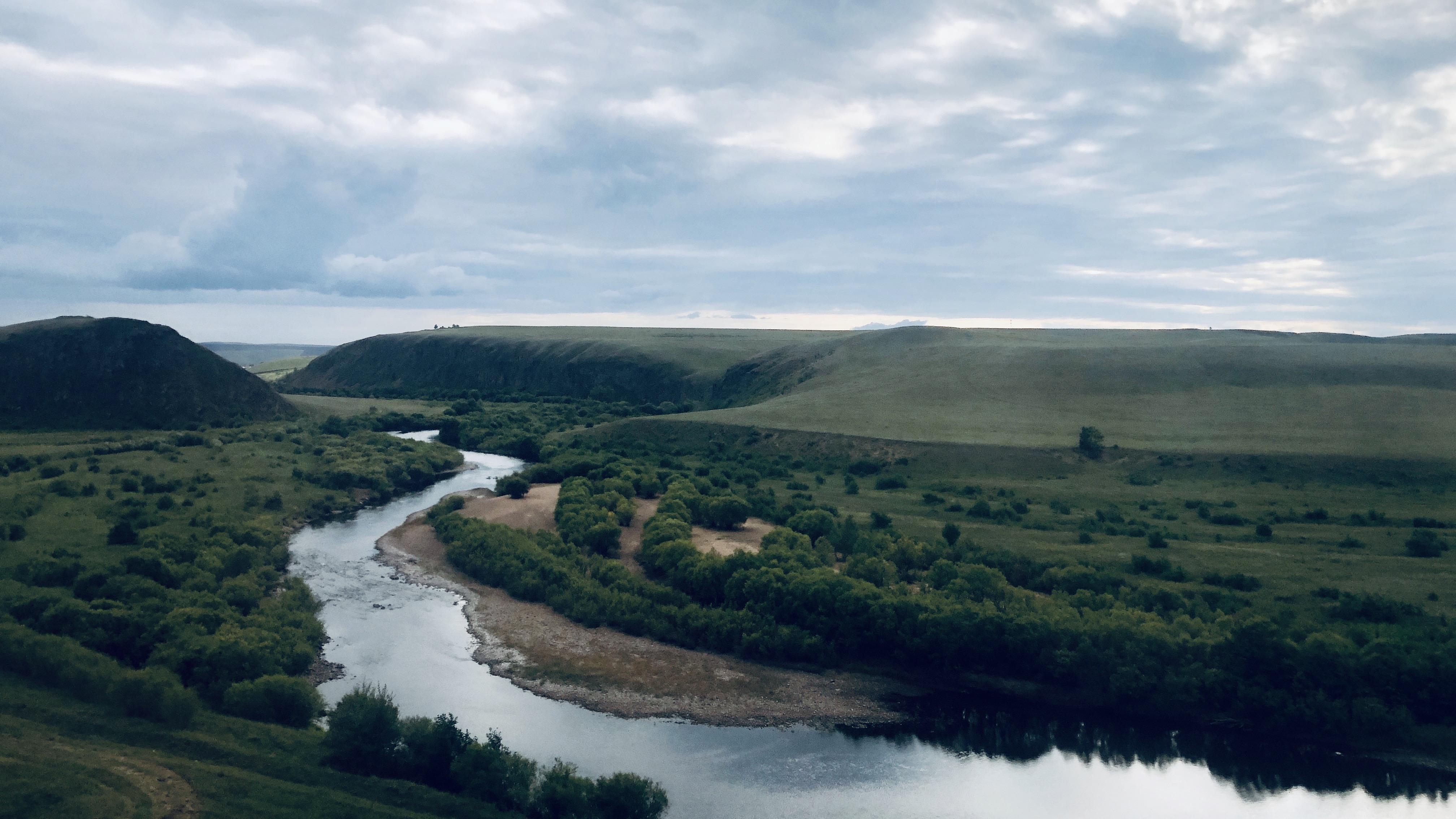 A Trans-Siberian Stream
