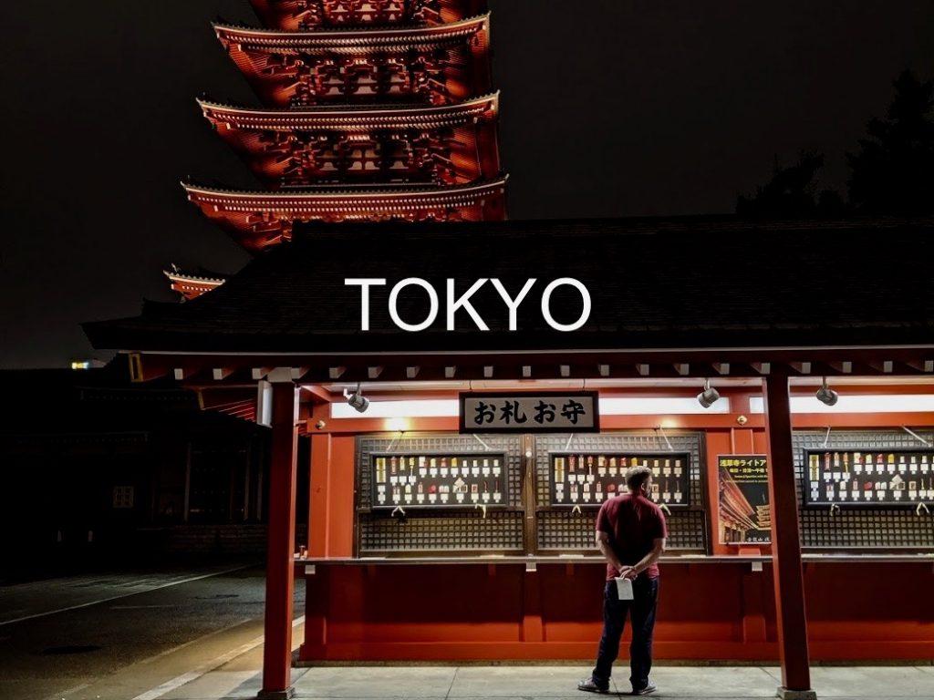 Tokyo cover photo