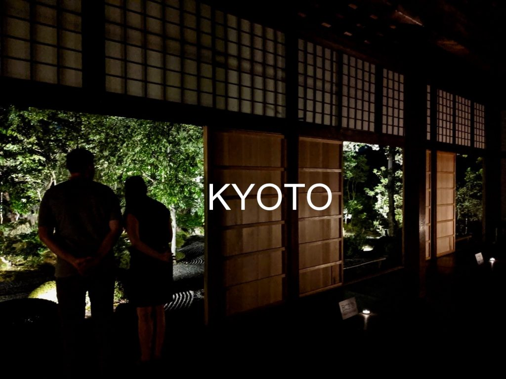 Kyoto temple stay cover image